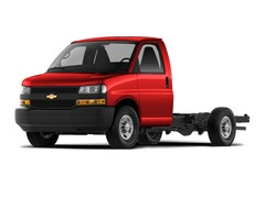 New 2020 Chevrolet Express Cutaway Work Van Truck For Sale or Lease in Bourbonnais, IL