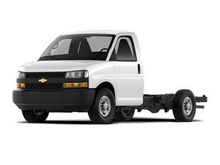 2020 Chevrolet Express Commercial Cutaway Work Van Specialty