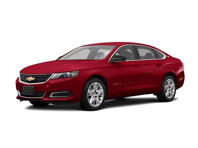 2020 Chevrolet Impala LT Sedan