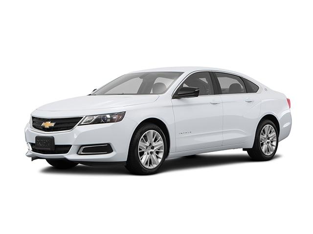 2020 Chevrolet Impala Sedan