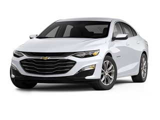 2020 Chevrolet Malibu Hybrid Sedan Summit White