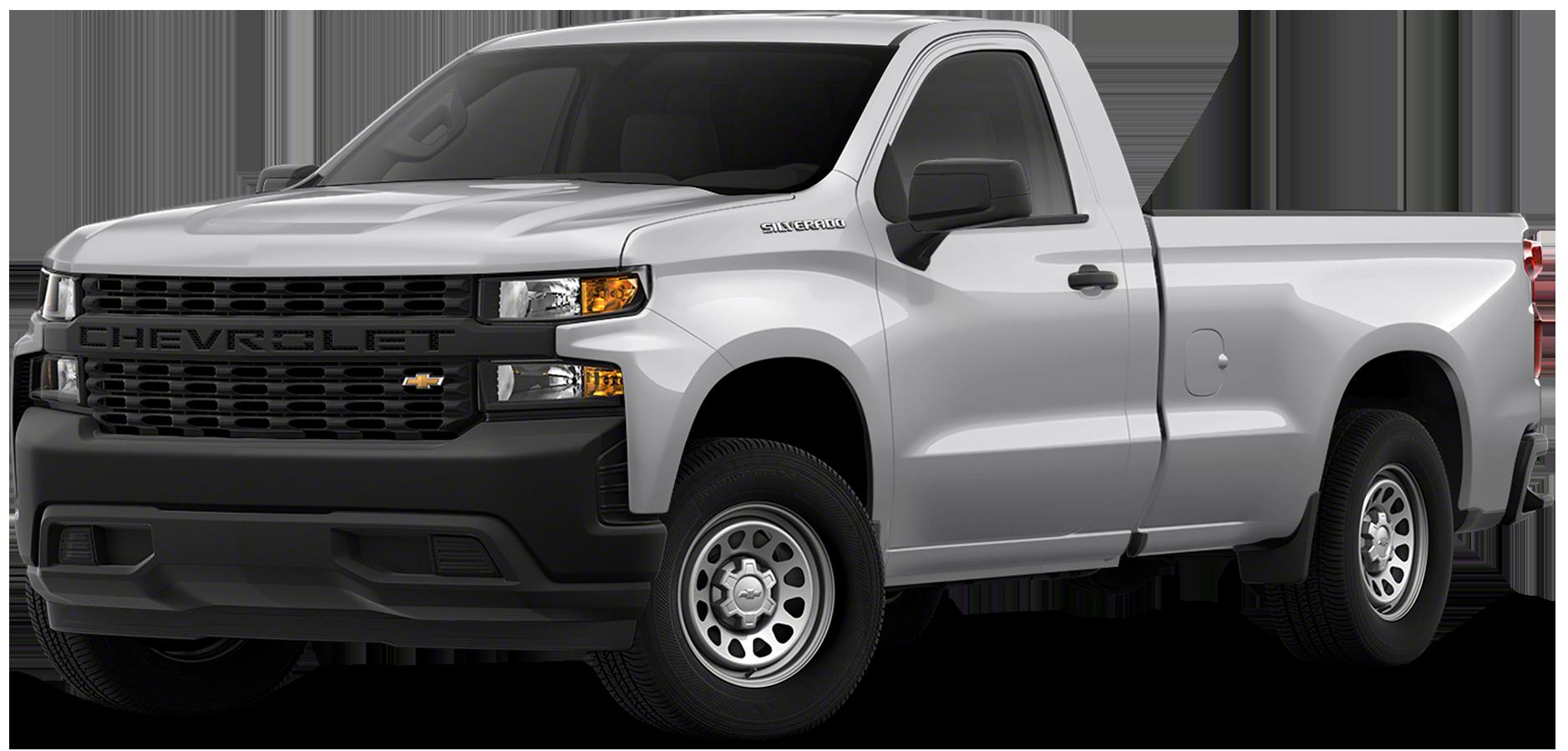 2020 Chevrolet Silverado 1500 Incentives Specials Offers In