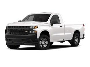 2020 Chevrolet Silverado 1500 Work Truck Pickup