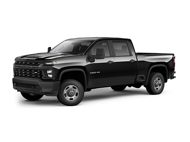 2020 Chevrolet Silverado 2500HD Truck Digital Showroom ...