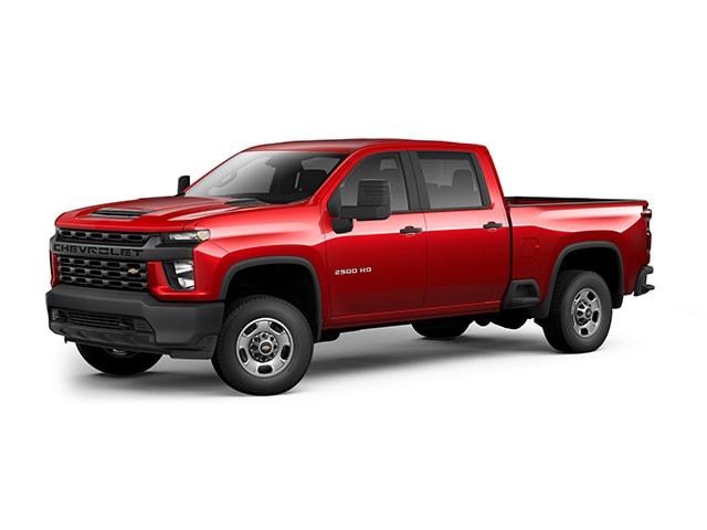 2020 Chevrolet Silverado 2500HD Truck Digital Showroom ...