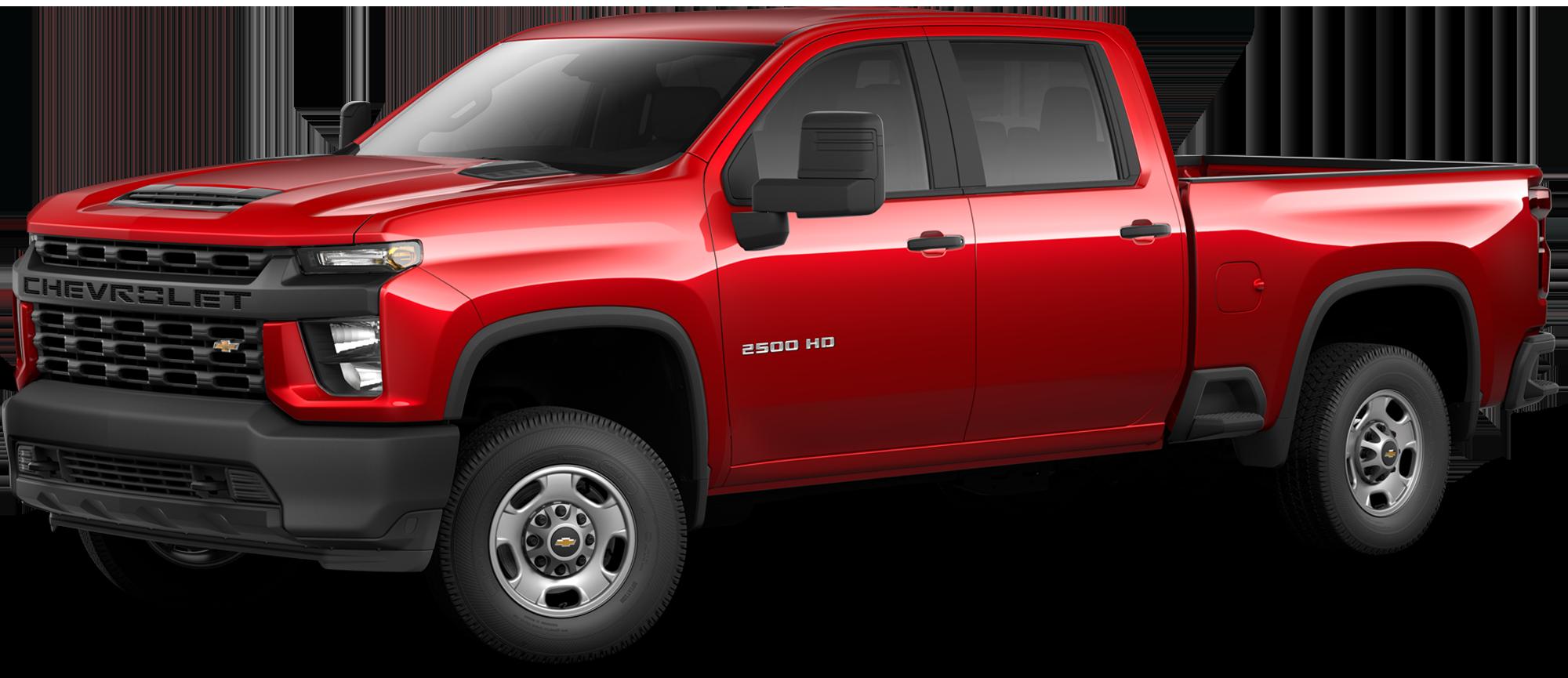 2020 Chevrolet Silverado 2500HD Incentives, Specials ...