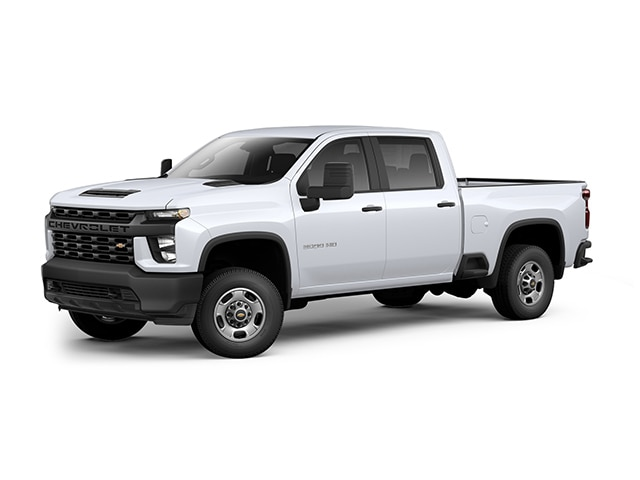 2020 Chevrolet Silverado 2500HD Truck Regular Cab