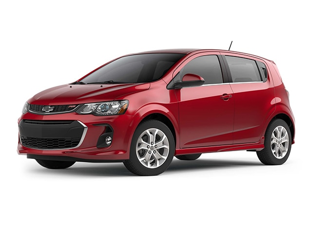 2020 Chevrolet Sonic Hatchback Digital Showroom | David ...