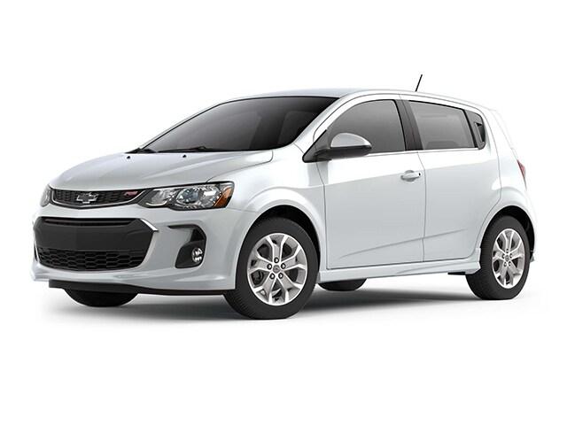 2020 Chevrolet Sonic Hatchback Digital Showroom | Osseo ...