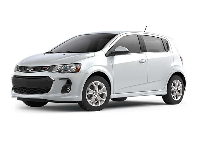 2020 Chevrolet Sonic Hatchback Digital Showroom ...
