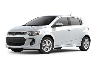2020 Chevrolet Sonic 5dr HB LT w/1SD Car