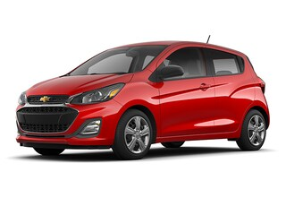 2020 Chevrolet Spark LS Manual Hatchback