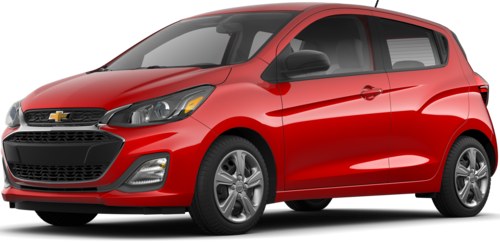 2020 Chevrolet Spark Hatchback