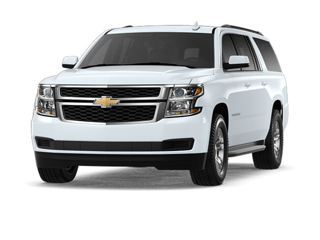 New 2020 Chevrolet Suburban LT SUV San Benito