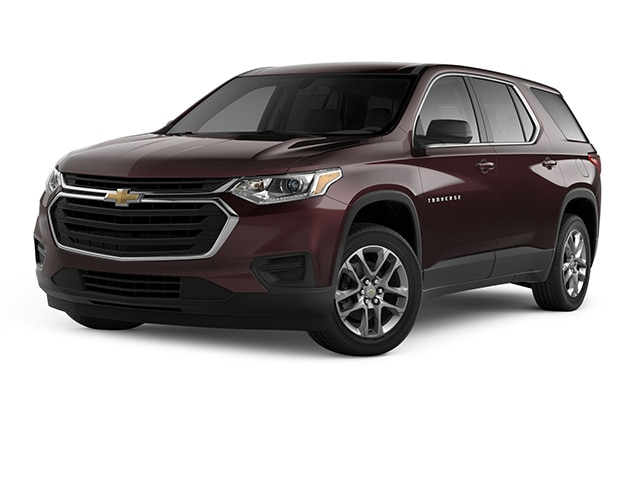 2020 Chevrolet Traverse SUV