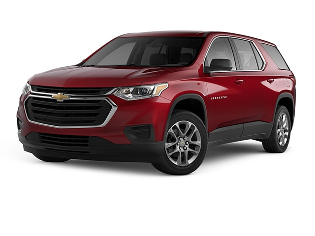 2020 Chevrolet Traverse SUV Digital Showroom | SVG ...