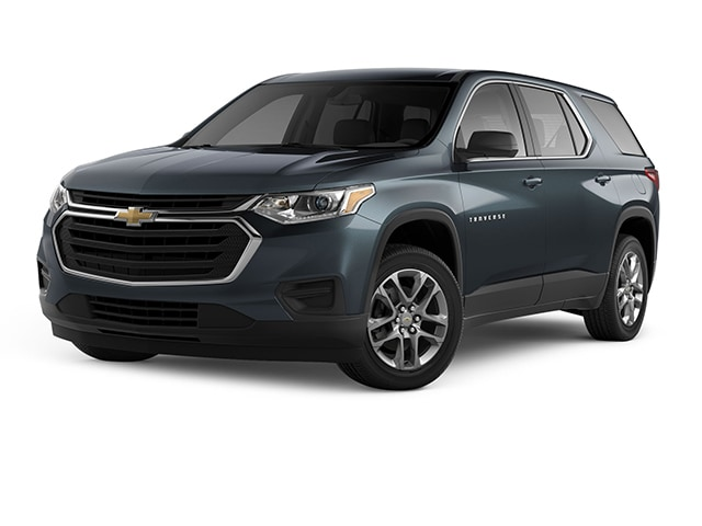 2020 Chevrolet Traverse SUV Digital Showroom | SVG Chevy ...