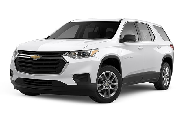 2020 Chevrolet Traverse SUV Digital Showroom | CARR Chevrolet