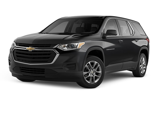 2020 Chevrolet Traverse SUV | Needham Heights