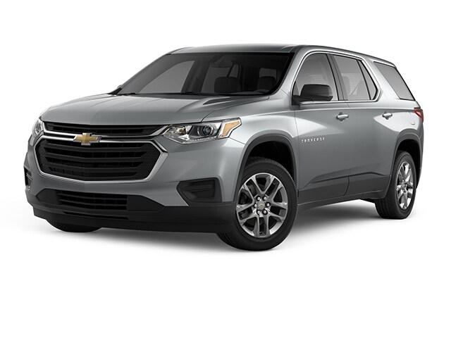 2020 Chevrolet Traverse SUV Digital Showroom | Mike ...