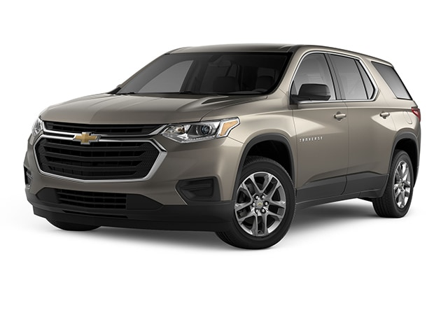 2020 Chevrolet Traverse SUV Digital Showroom | Acton/SoCal ...