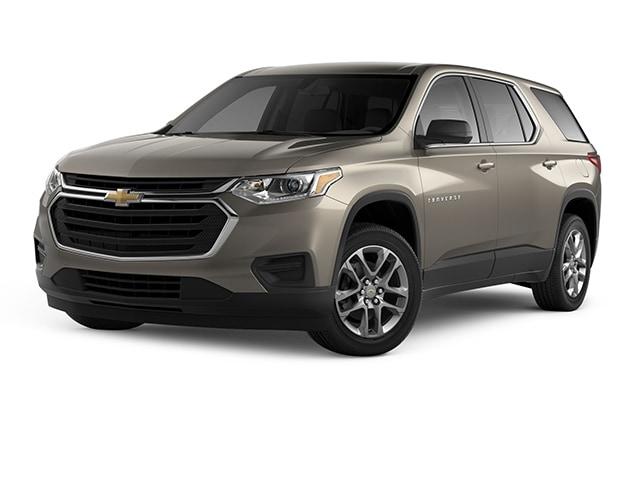 2020 Chevrolet Traverse SUV | Needham Heights