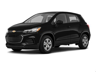 New 2020 Chevrolet Trax LS SUV L2182 for sale near Cortland, NY
