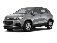 New 2020 Chevrolet Trax LS SUV in Sylvania, OH