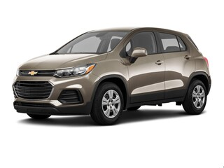 New 2020 Chevrolet Trax LS SUV in San Benito, TX