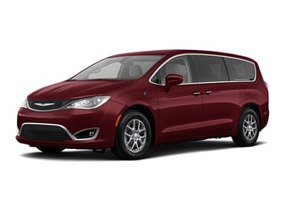 2020 Chrysler Pacifica Hybrid Van Velvet Red Pearlcoat