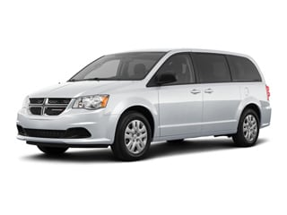 2020 Dodge Grand Caravan Van White Knuckle Clearcoat