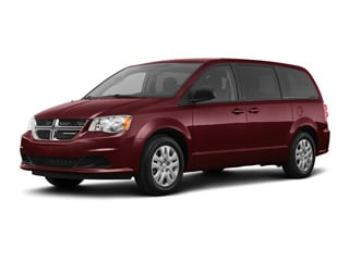 2020 Dodge Grand Caravan Van Octane Red Pearl