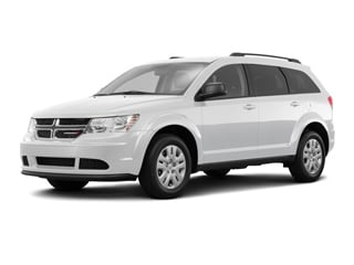 2020 Dodge Journey SUV Vice White