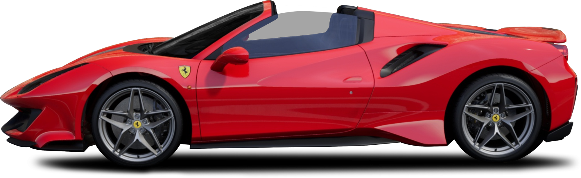 2020 Ferrari 488 Pista Spider Convertible Plano Dallas