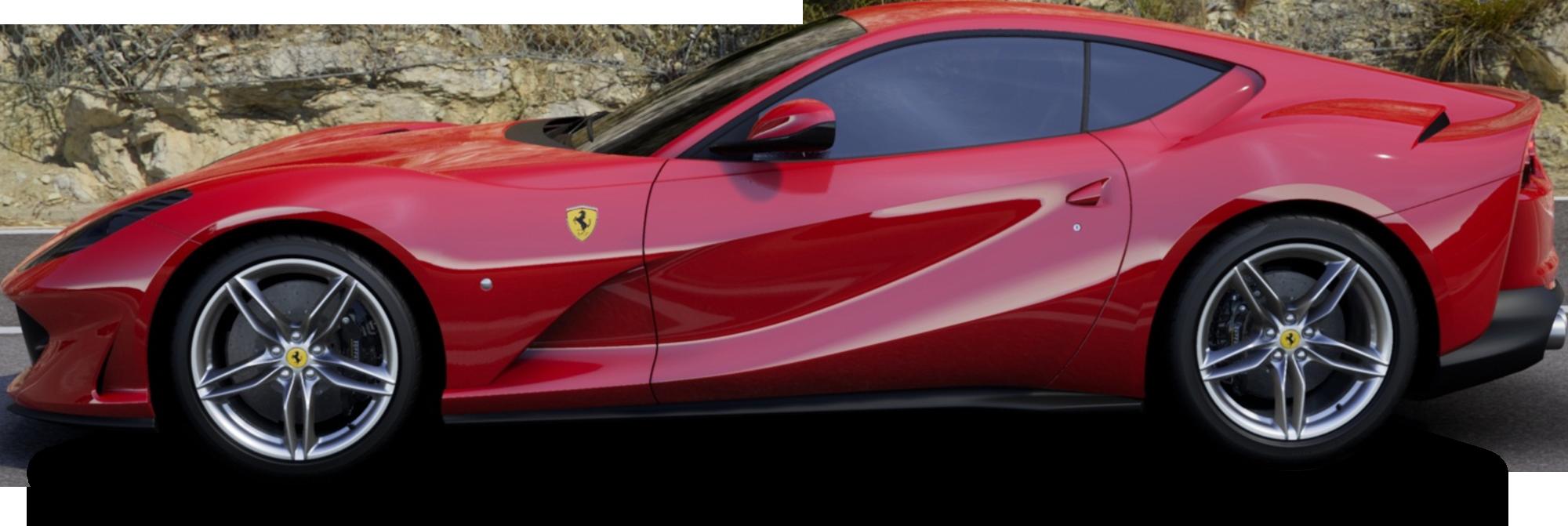 2020 Ferrari 812 Superfast Coupe Plano Dallas