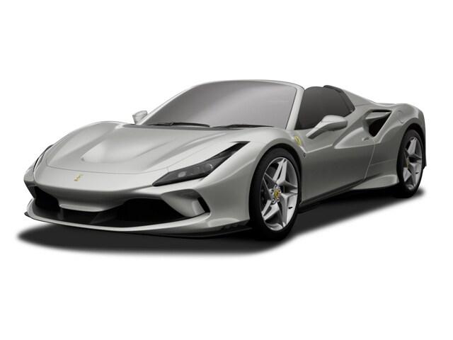 2020 Ferrari F8 Spider Convertible Plano Dallas