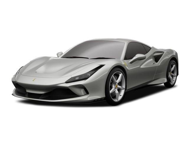 2020 Ferrari F8 Tributo Coupe Plano Dallas