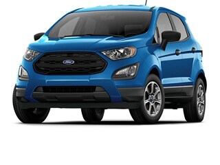 2020 Ford EcoSport VUD