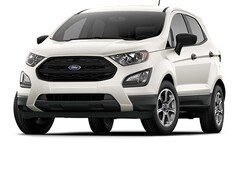 New 2020 Ford EcoSport S SUV in San Angelo. TX