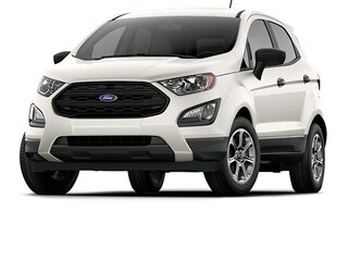 new 2020 Ford EcoSport S SUV for sale near Boise