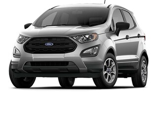 2020 Ford EcoSport Base SUV