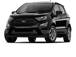 New Ford cars, trucks, and SUVs 2020 Ford EcoSport S SUV for sale near you in Westborough, MA