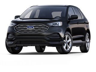 New 2020 Ford Edge SE SUV in Shelby, OH