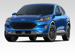 2020 Ford Escape PHEV SUV Velocity Blue Metallic