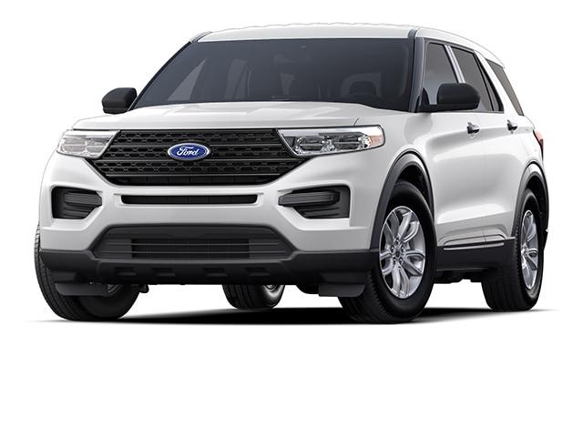 2020 Ford Explorer Suv Digital Showroom Olathe Ford Lincoln