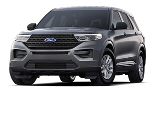 2020 Ford Explorer Base 4WD Sport Utility