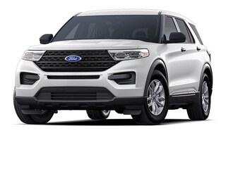 New 2020 Ford Explorer Base SUV in Fort Collins, CO