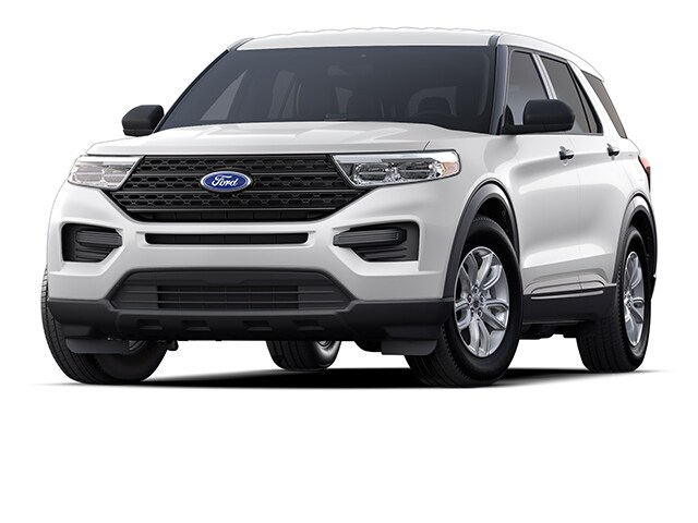 New Ford Explorer >> New Ford Explorer In Anchorage Alaska Ford Dealership