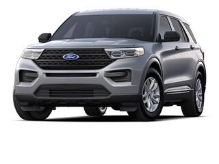 New 2020 Ford Explorer Base RWD SUV near San Diego