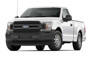 2020 Ford F-150 XL 2WD Reg Cab 8 Box truck